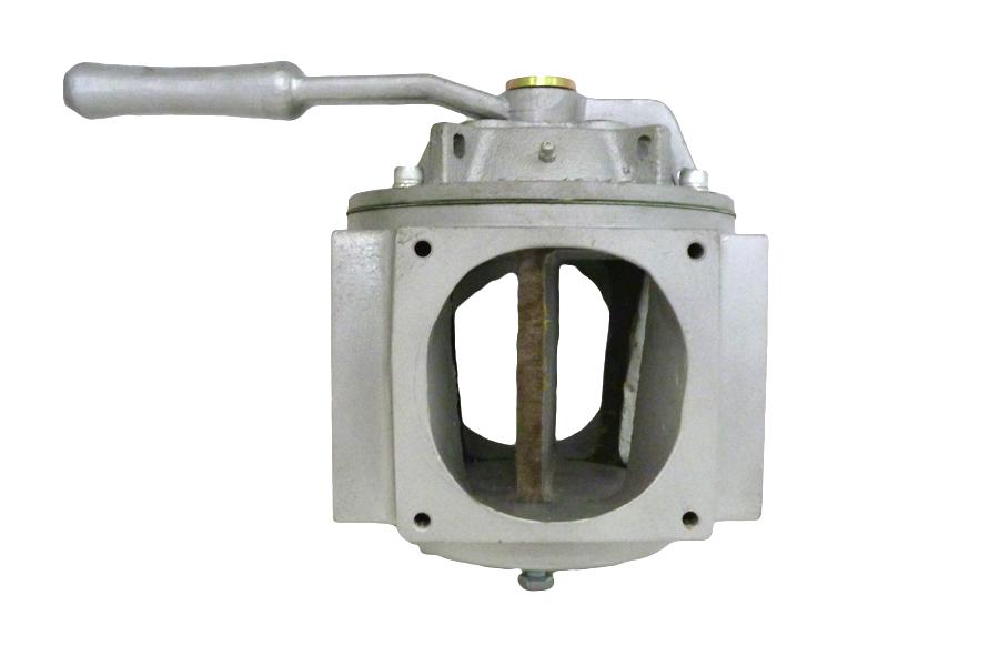 Quot molex reverse flow valve cast iron plug