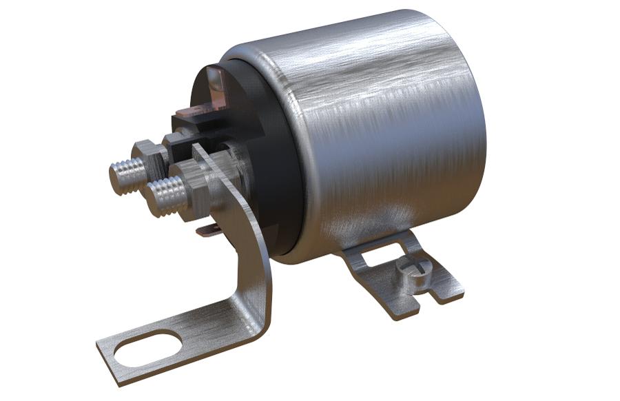 24v Hydraulic Power Pack Motor Solenoid 24vdc